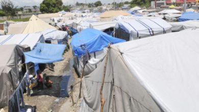 26 camps de fortune sont encore debout huit ans après le séisme de 2010