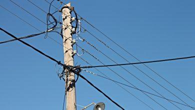 Image dun poteau électrique. Photo Pixabay