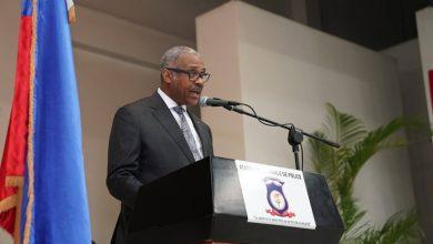 Le Premier Ministre Jack Guy Lafontant. Photo Facebook JGL