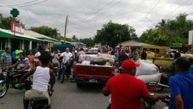 Le marché de Pedernales Photo Lisin Diario