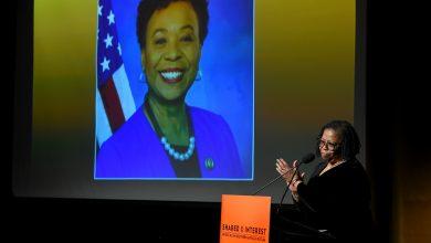 SI Benefit US Congresswomen Barbara Lee 1