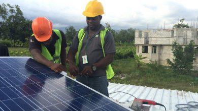 Haitian Solar Installers