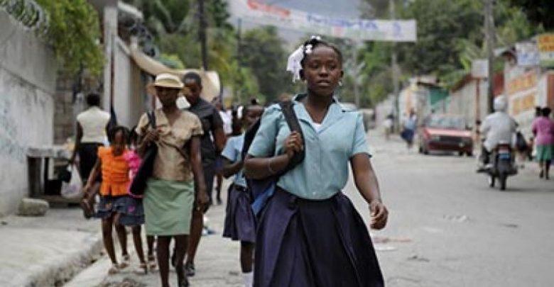 Haiti Une rentrée des classes sur fond de revendications insatisfaites