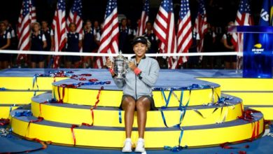 20 year old Naomi Osaka knocked off Serena Williams in straight sets on Saturday afternoon to win the U.S. Open her first Grand Slam title. Getty Images