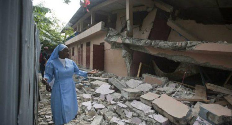 Haiti Earthquake Affects Artibonite and Northwest Departments