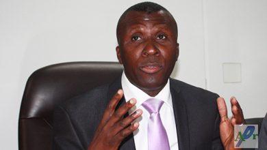 Me Ocnam Clamé Daméus Commissaire du Gouvernement Photo AlterPresse