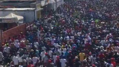 17 octobre une marée humaine à P au P pour dénoncer la corruption