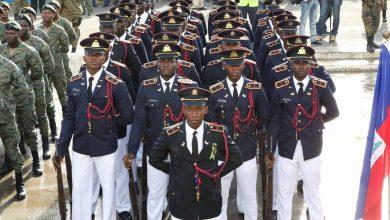 Larmée dHaïti recrute de nouveaux cadres