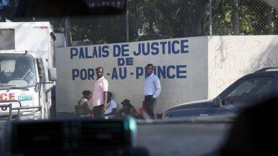 Les activités toujours paralysées au palais de justice de P au P