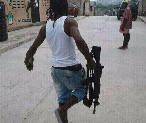 Haiti armed gangs