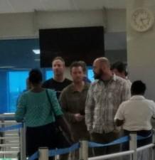 Les américains arrêtés en Haïti ont quitté le pays