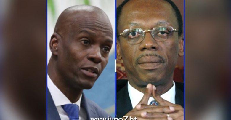 Aristide et Jovenel