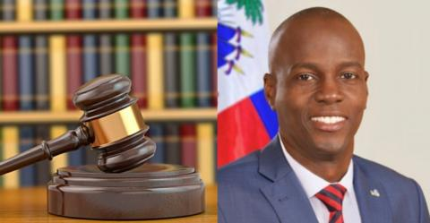 Jovenel justice