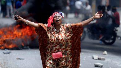 Un mort en marge de la manifestation réclamant la démission du préside 1