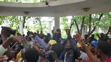 haitian opposition meet