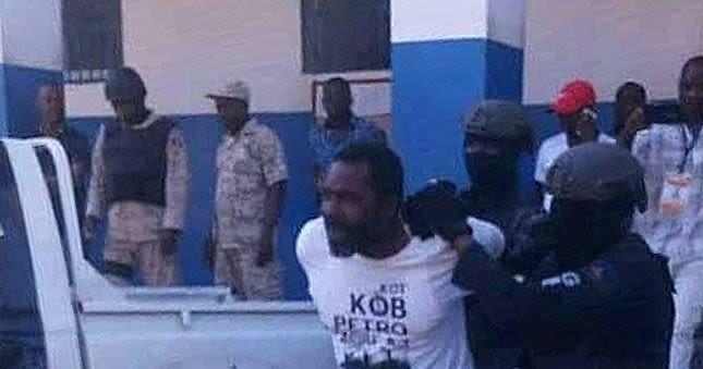 Arrest Arnel credit The Haiti Sentinel