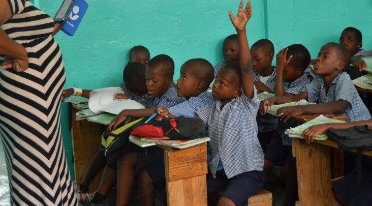 school kids credit USAID 1