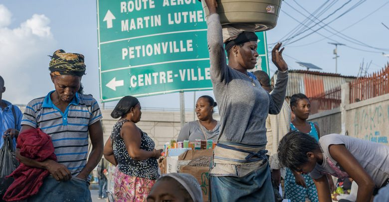 Haitian people credit Assembly Malala Fund