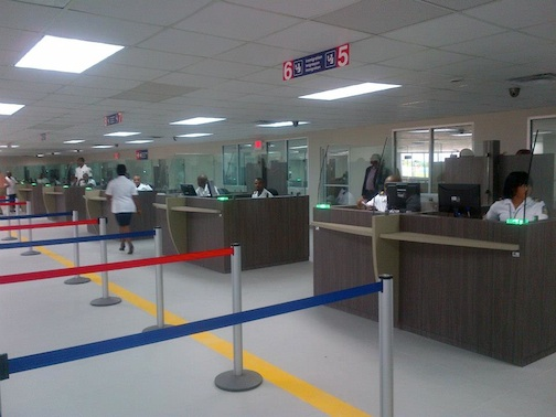 Toussaint louverture airport credit Caribbean Journal