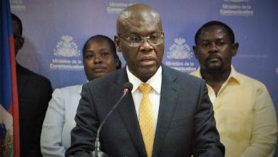 Haiti's newsreel