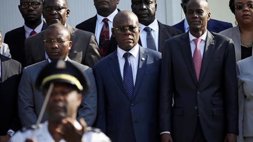 gouvernement Jouthe credit Mag Haiti