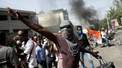 haiti protest credit Reuters