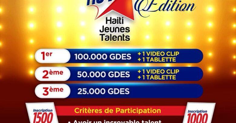 Concours Jeunes Talents Haiti