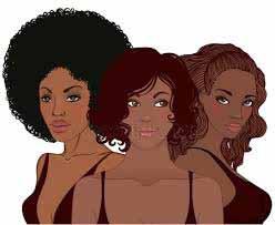 black women credit Depositphotos