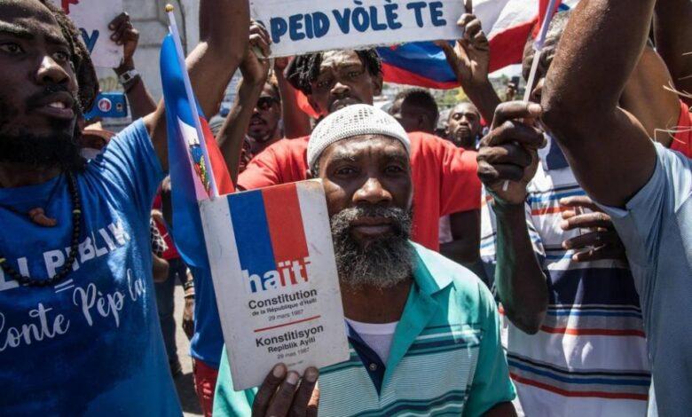 Haiti's constitution